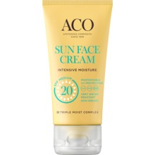 ACO - Sun Face Cream SPF 20 50 ml