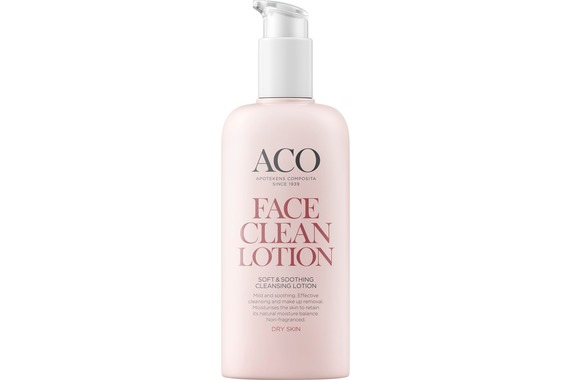 SOFT & SOOTHING CLEANSING LOTION