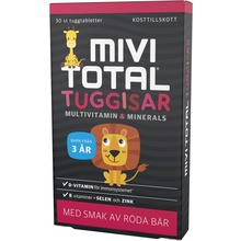 Mivitotal - Multivitamin barn 30 st
