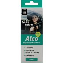 savelivesnow.com Alco - Alcohol Test 2 ST