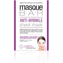 MasqueBar - Anti Wrinkle Sheet Mask 3x21 ml
