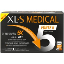 XL-S Medical - Forte 5 180 Caps