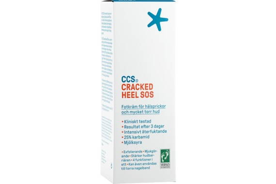 CCS Cracked Heel SOS 75 ml