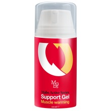 Mabs Support Gel - Värmande muskelgel 100 ml