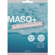 MASQ+ - Ansiktsmask Bubble & Cleansing Foam 25ml