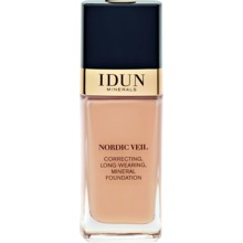 IDUN MINERALS - Nordic Veil Foundation Svea 26 ml
