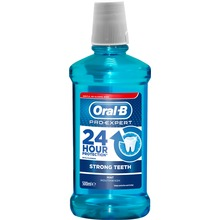 Oral-B - PE Strong T Rinse 500 ML