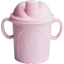 Herobility - Eco Sippy Cup Rosa