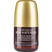 Raw Naturals - Goof Proof Antiperspirant Deodorant 60 ml.