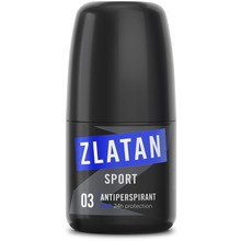 Zlatan sport Deo roll - Antipersirant. 50 ml