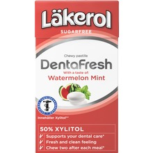 Läkerol Dents - Dents Watermelon  36 g