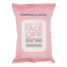 Formula 10.0.6 - Wipe Your Face Off ansiktsservetter 25 st