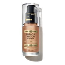 Max Factor - Miracle Match Fdt Honey Beige 30 ml