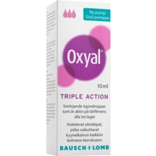 Oxyal - OxyalTripleAction 10ml