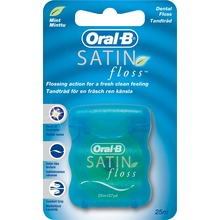 Oral-B - Satin Floss 25m 1