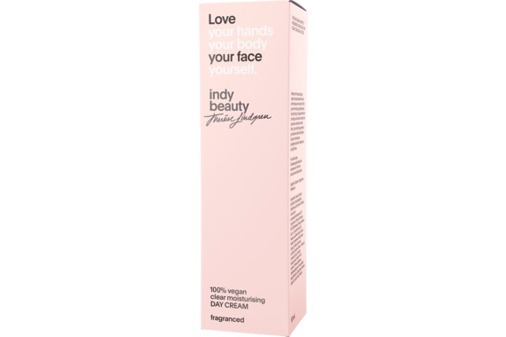Indy Beauty Clear Moisturising Day Cream 50 ml - Återfuktande Dagkräm