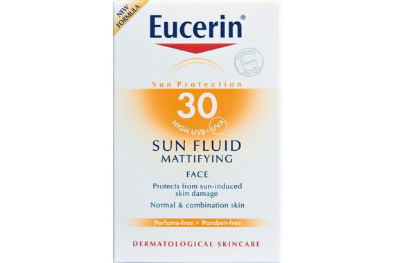 Sun Fluid Mattifying Face SPF 30