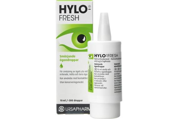 HYLO-FRESH HYLO ögondroppar 10 ml