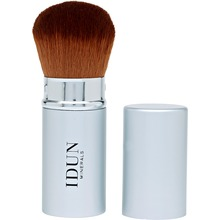 IDUN MINERALS - Retractable kabuki brush 1 st