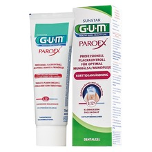 GUM - Paroex Dentalgel 0,12% 75 ml