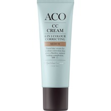 ACO - Face CC Cream Medium Spf 15 50 ml