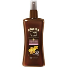 Hawaiian Tropic - Protective Dry Spray Oil SPF20 200 ml