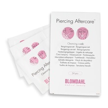 Blomdahl - Piercing Aftercare 24 wipes