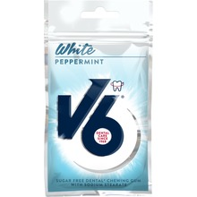 V6 - White Peppermint 30.8 G
