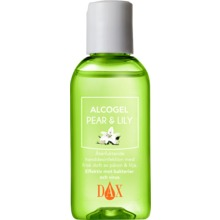 DAX - Alcogel Pear & Lilly 50 ml