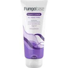 Fungobase All Hair Types Conditioner - Milt balsam. 200 ml.