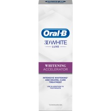 Oral-B - 3DW Luxe Wh Accel 75 ML