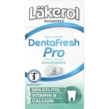 Läkerol Dents - DentaFresh Pro Eucalyptus 31 gram