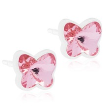 Blomdahl - MP Butterfly Light Rose 5mm par