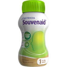 - Souvenaid Kaffesmak 4x125 ML