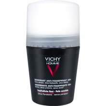 Vichy - Homme Antiperspirant Deo 48H 50 ml