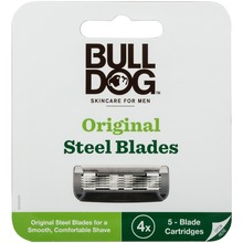 Bulldog - Original Steel Blades 4 st