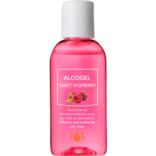 DAX Alcogel sweet raspberry - Parfymerad handdesinfektion 50 ml