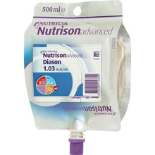 - NUTRISON ADVACED DIASON 8X500 ML