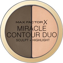 Max Factor - Miracle Contour Duo Medium/Deep 11ml