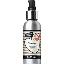 Belladot - Fruity massage- och badolja, 100 ml