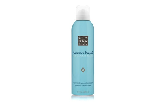 Hammam Delight shower foam gel