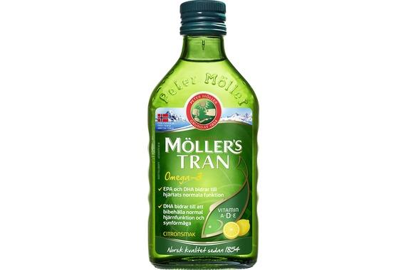 Möllers tran citron