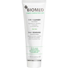 Biomed 5 in 1 Cleanser - Ansiktsrengöring. 90 ml.