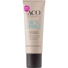 ACO - Sunkissed Self-Tanning Face Cream 50 ml