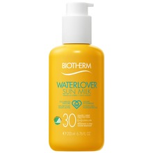 Biotherm Sun Milk SPF 30 - Waterlover. Solskydd. 200 ml