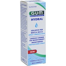 GUM - HYDRAL SPRAY för Muntorra 50 ml