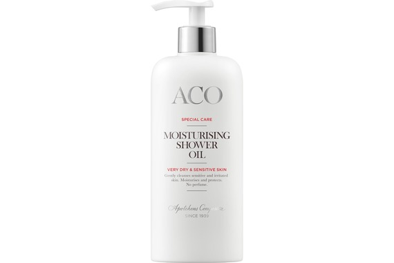 MOISTURISING SHOWER OIL