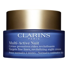 Clarins - Multi-Active Nuit Light N/C 50 ml
