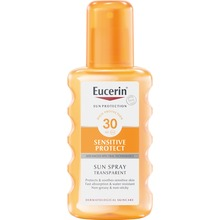 Eucerin - Sun Spray Transparent SPF30 200 ml
