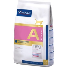 Virbac Veterinary HPM Allergy Cat - Foder till katter 3 KG